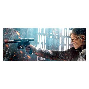 Star Wars. Размер: 150 х 60 см